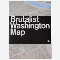 Competition: five copies of the Brutalist Washington Map to be won