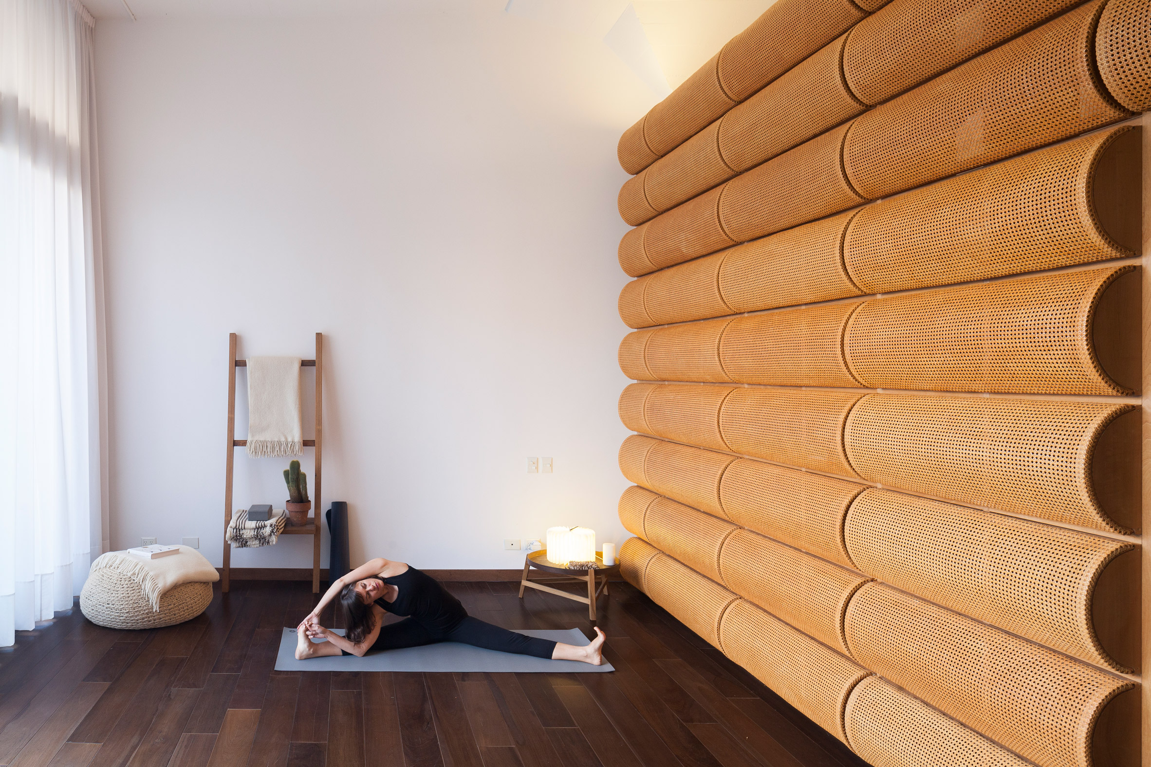 """Estudio Normal builds """"fortress of solitude"""" inside Buenos Aires home"""