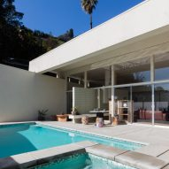 The Future Perfect sets up shop in modernist Los Angeles home