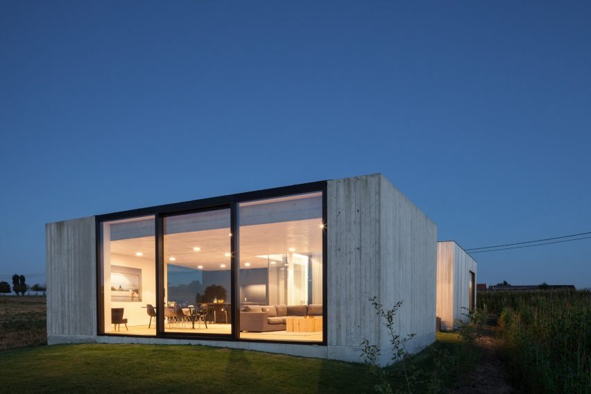 CASWES House by TOOP Architecture