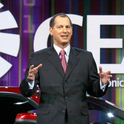 CES organiser Gary Shapiro