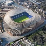 Council saves Herzog & de Meuron's Chelsea football stadium from neighbours' injunction