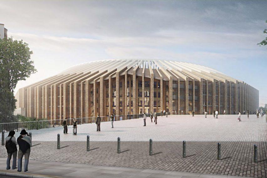 Chelsea Stadium by Herzog & de Meuron