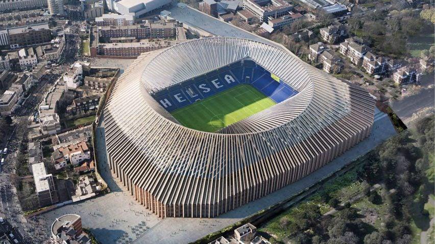 Chelsea Fc Shelves Plans For Herzog De Meuron Designed Stadium