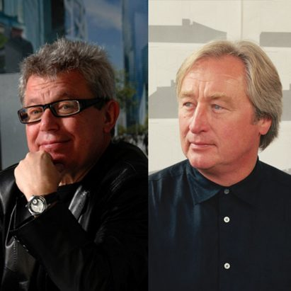 Daniel Libeskind and Steven Holl