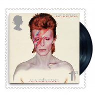 David Bowie's best album cover designs to appear on Royal Mail stamps