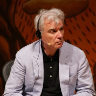 "Copyright has ""gone too far"" and ideas should belong to everyone, says David Byrne"