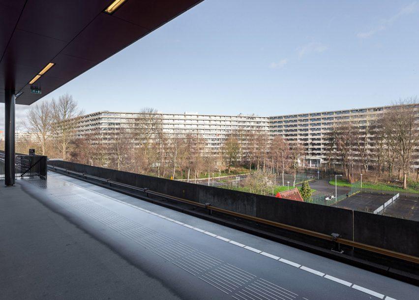 DeFlat Kleiburg, Amsterdam, by NL Architects and XVW Architectuur