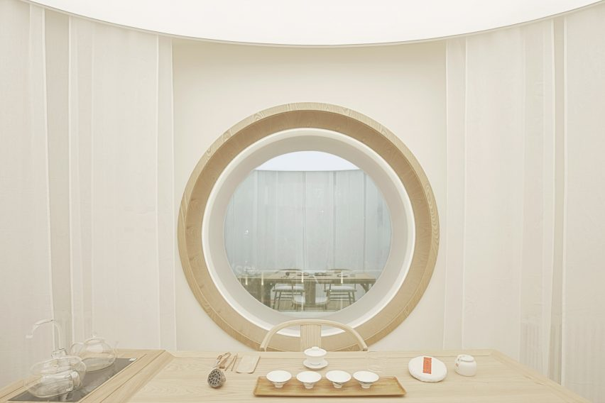 Tea Space by SMU designed