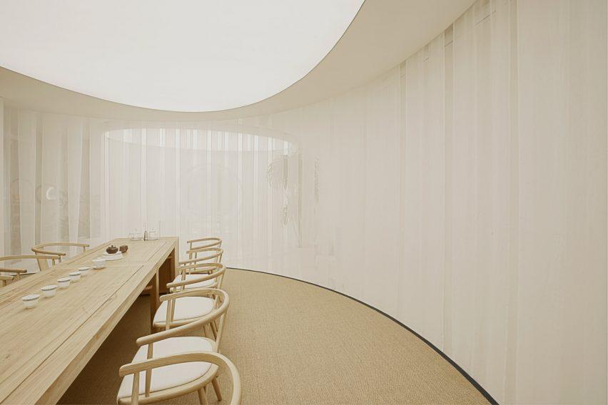 Tea Space by SMU designed