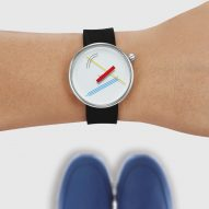 Two popular watches from Dezeen Watch Store get a colour refresh