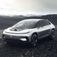 "Faraday Future unveils electric car to rival Tesla's – but its ""driverless valet"" malfunctions during CES demo"