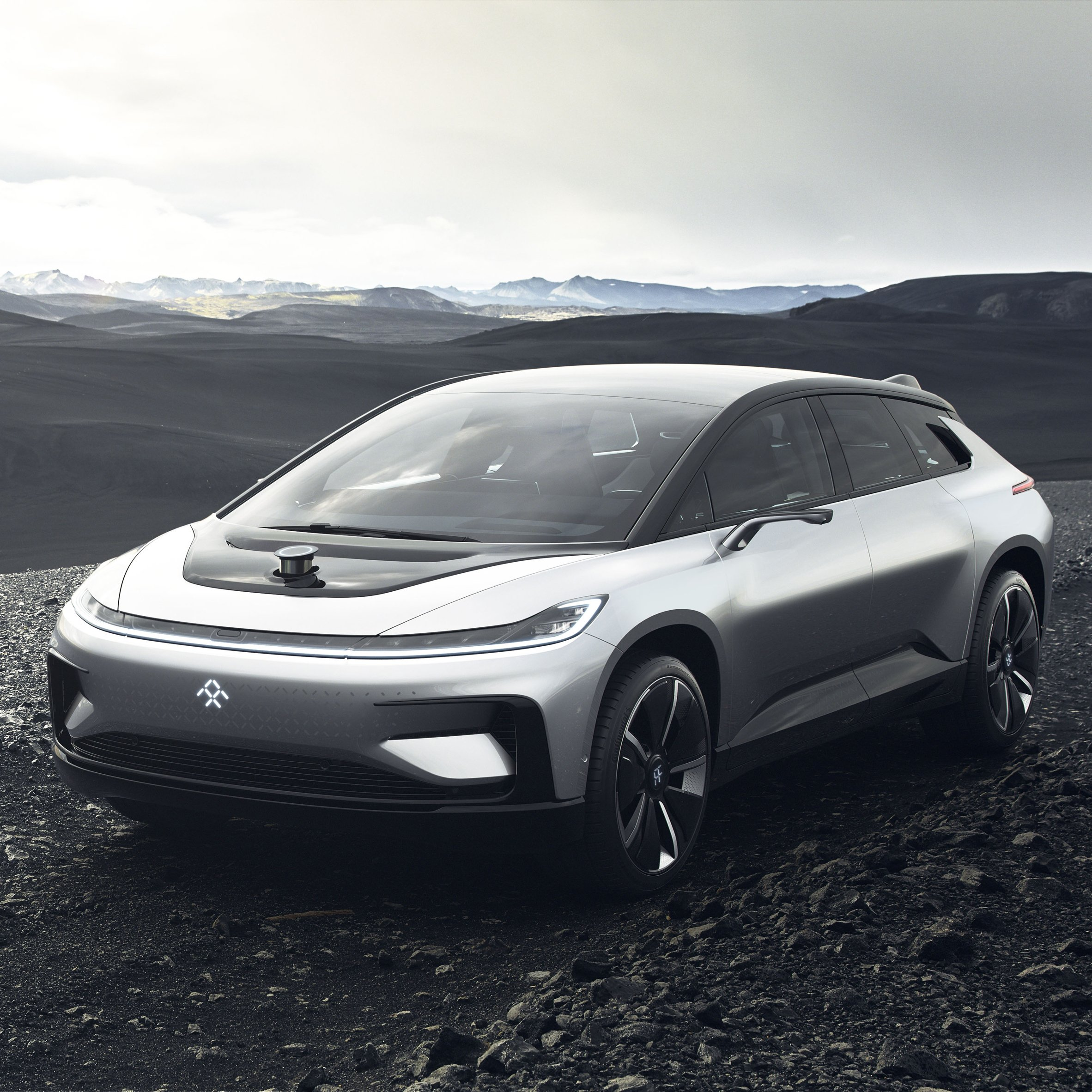 Electric Car Design Dezeen