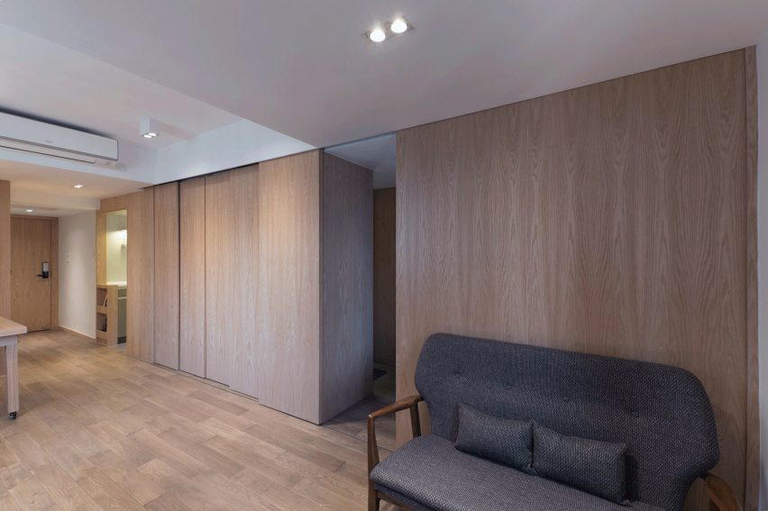 Flat 27A by Design Eight Five Two (DEFT) Hong Kong