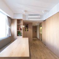Flat 27A by Design Eight Five Two (DEFT) Hong Kong
