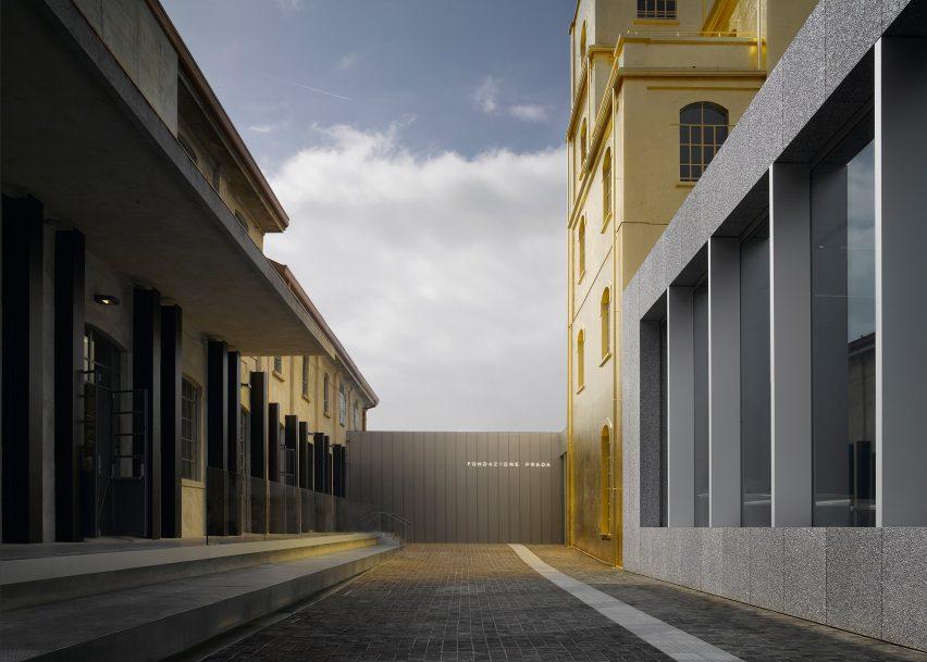 Fondazione Prada, Milan, by OMA