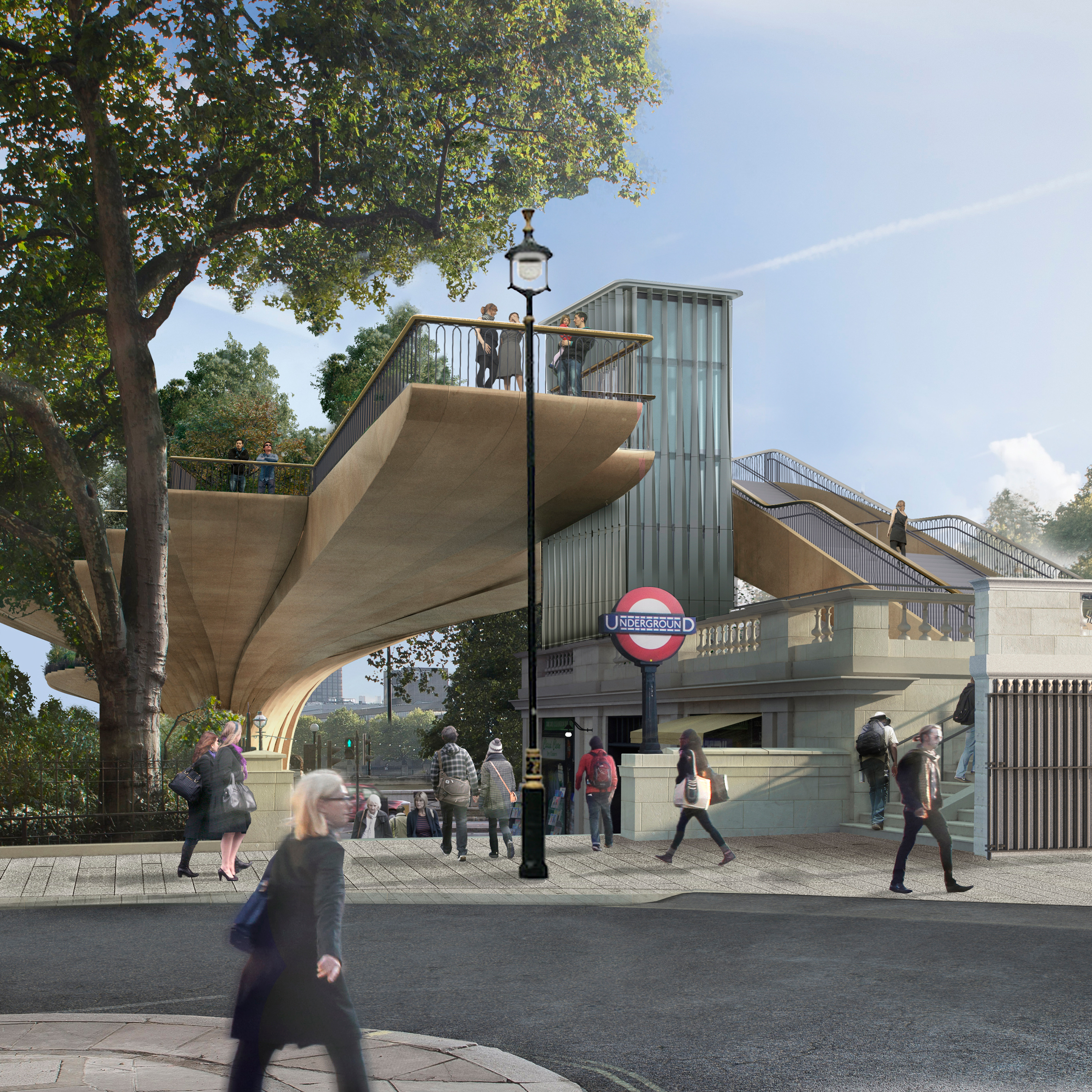 Garden Bridge archives Dezeen
