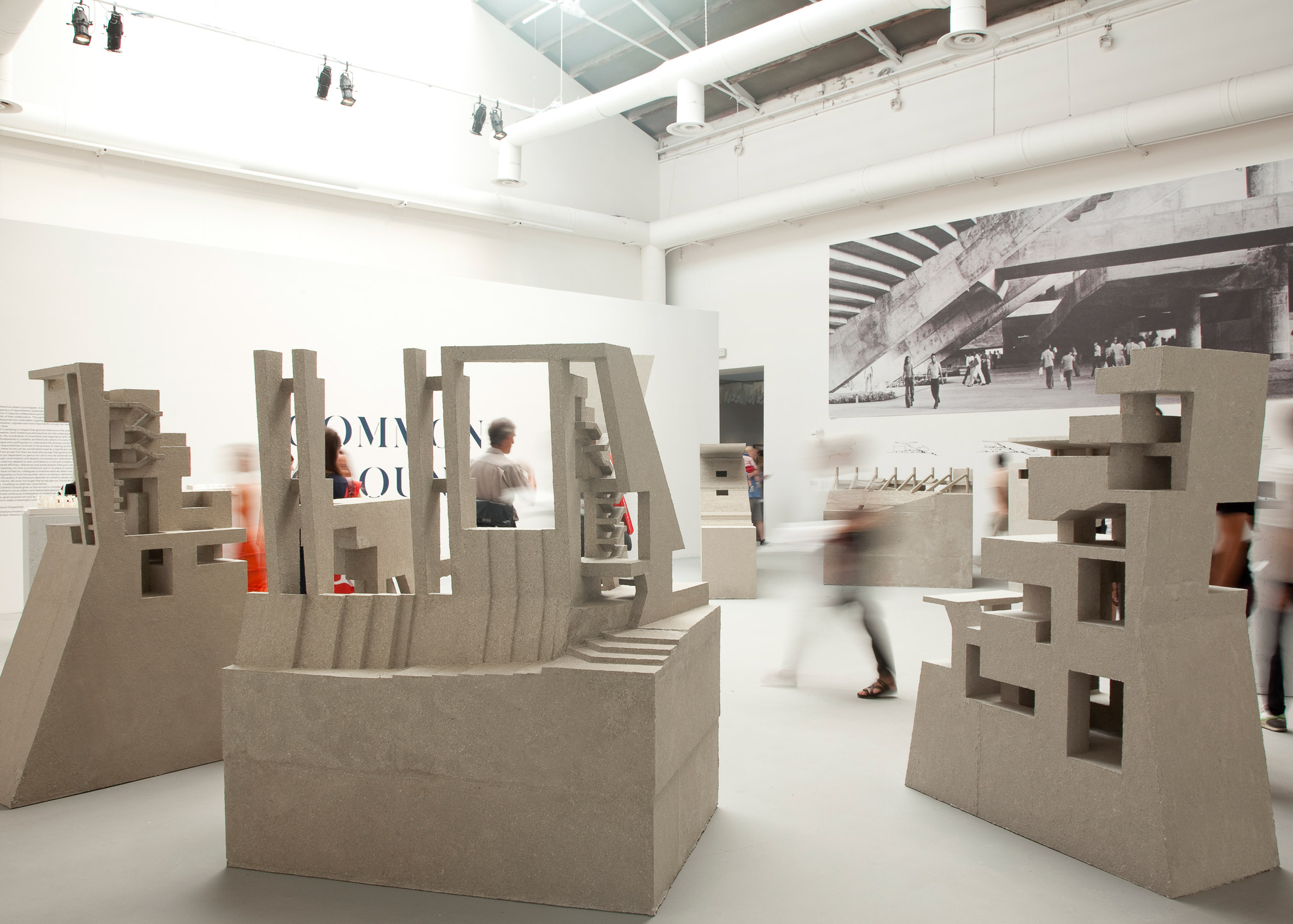 Architecture as New Geography, Venice Architecture Biennale, 2012