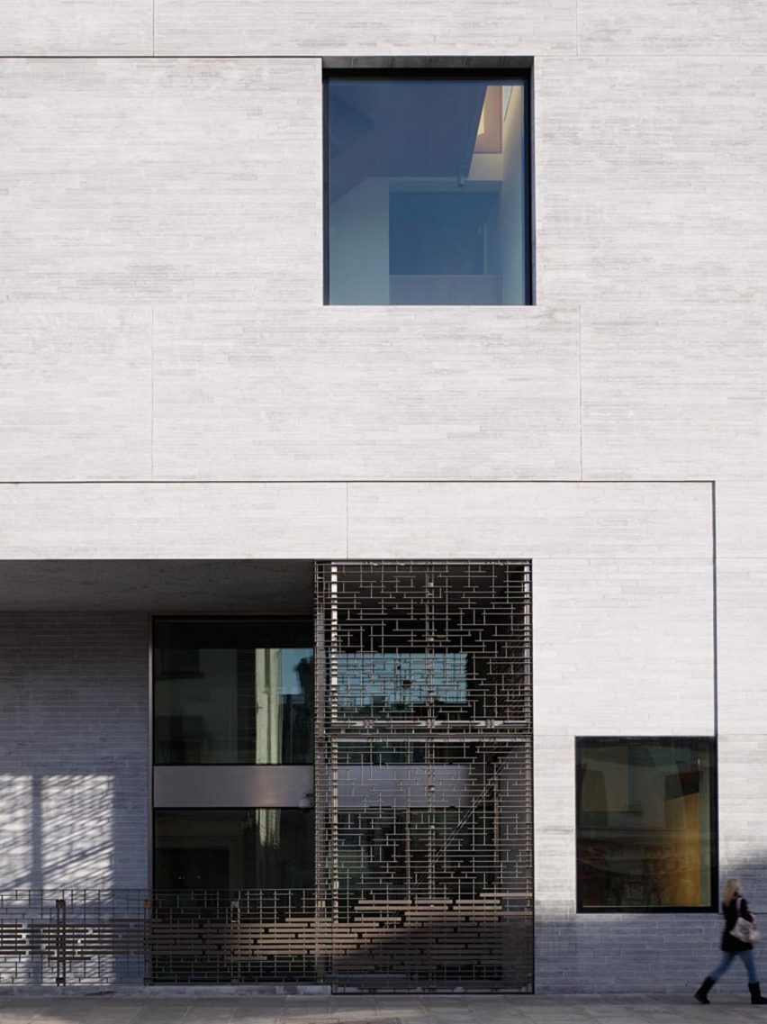 Offices for the Department of Finance; Dublin, Ireland, 2009, by Universita Luigi Bocconi School of Economics; Milan, Italy, 2008, by Grafton Architects