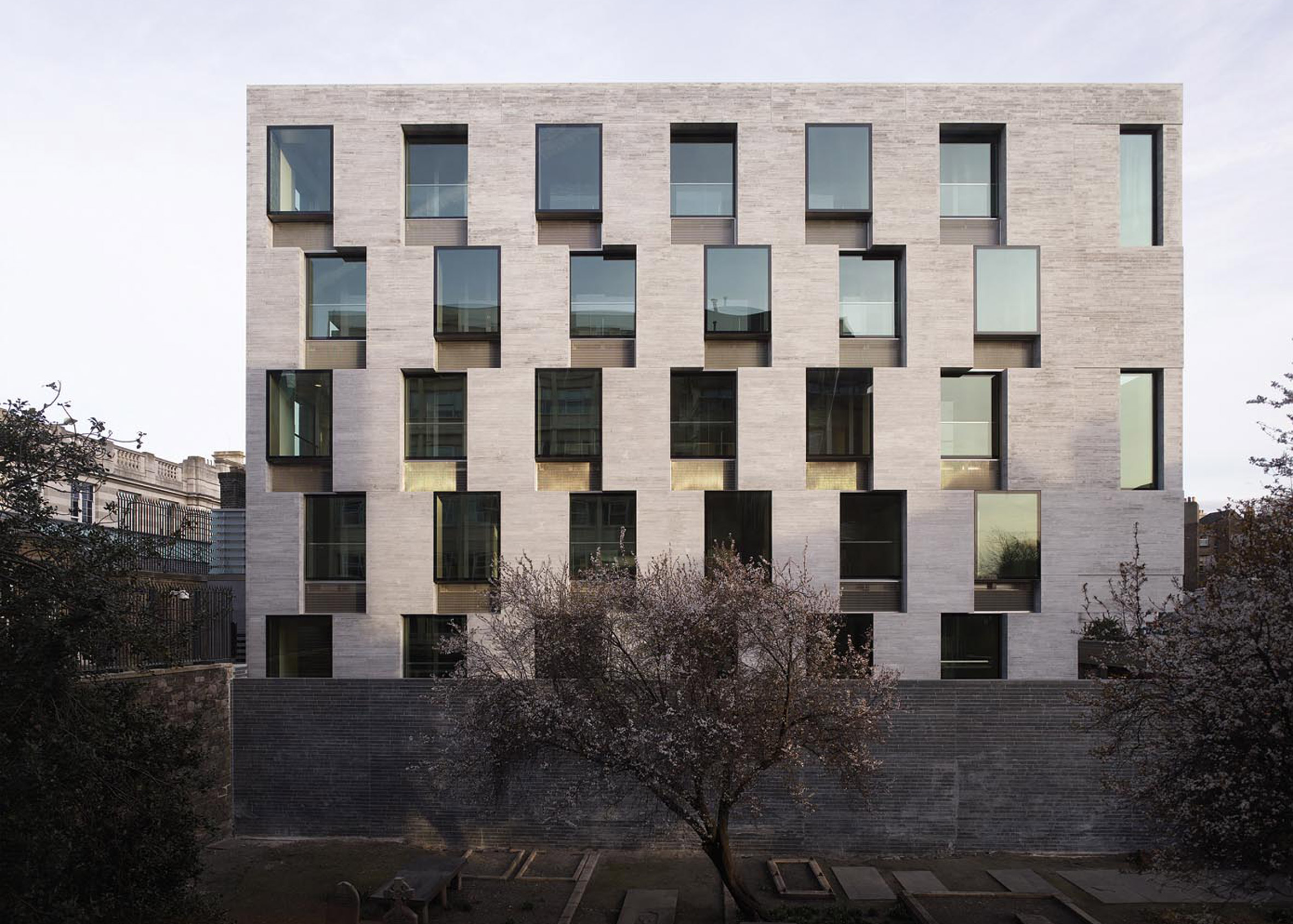 Offices for the Department of Finance; Dublin, Ireland, 2009