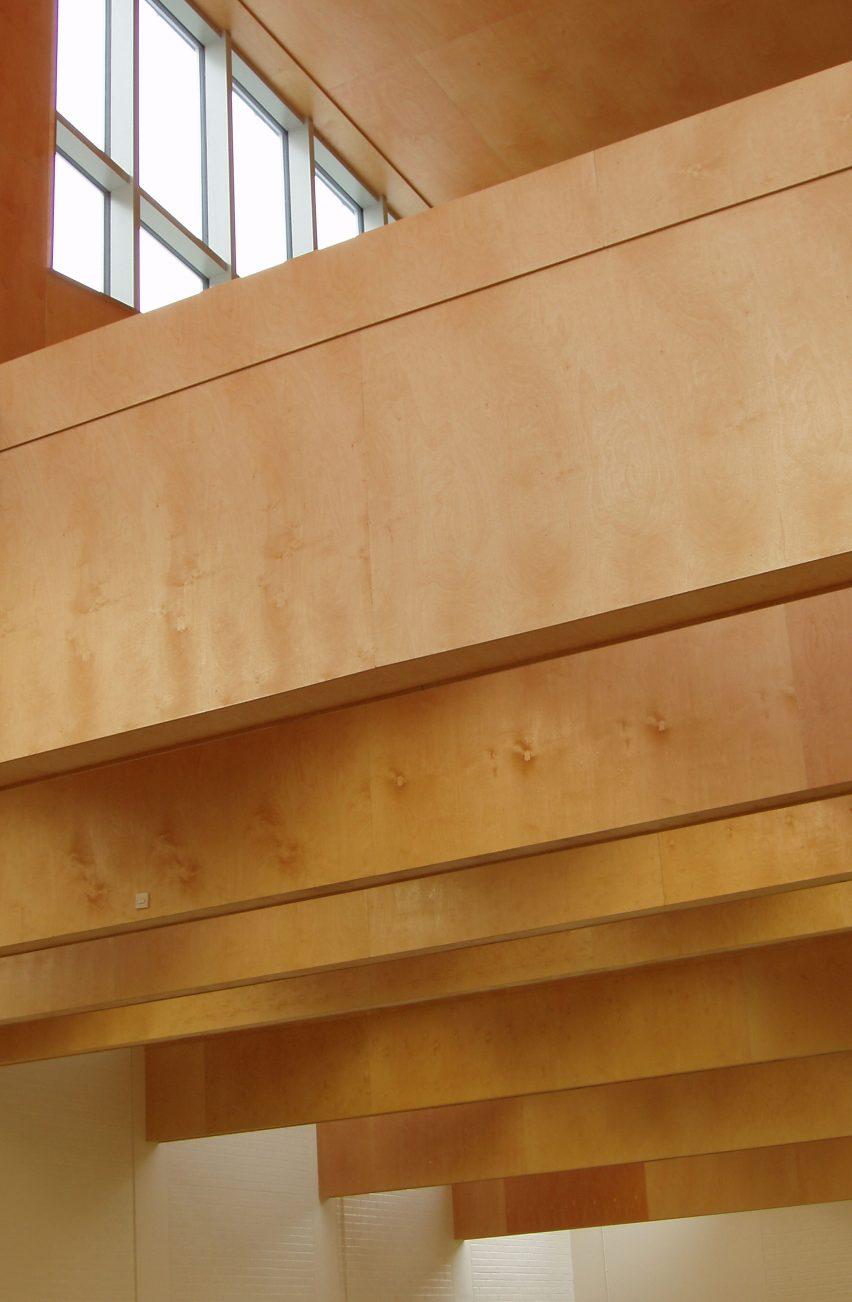 Loreto Community School; County Donegal, Ireland, 2006, by Universita Luigi Bocconi School of Economics; Milan, Italy, 2008, by Grafton Architects