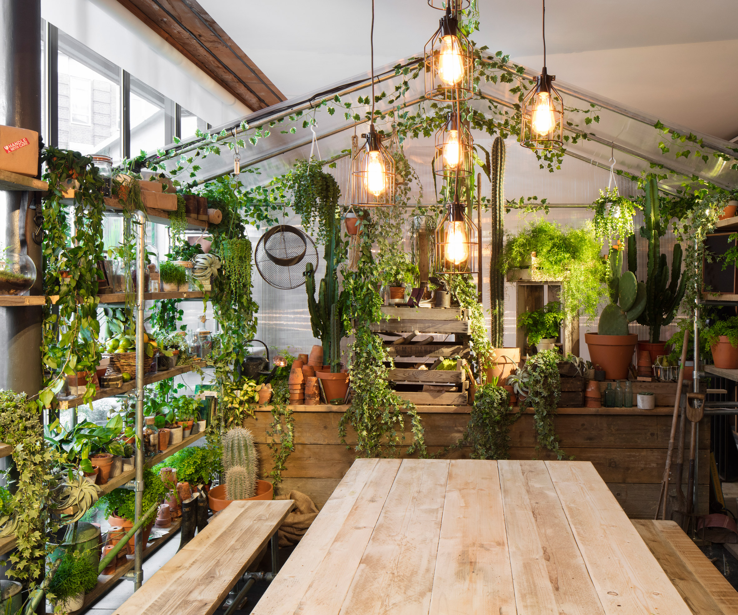 Pantone creates Greenery-themed home that can be booked on Airbnb