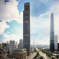 KPF unveils China's second-tallest skyscraper