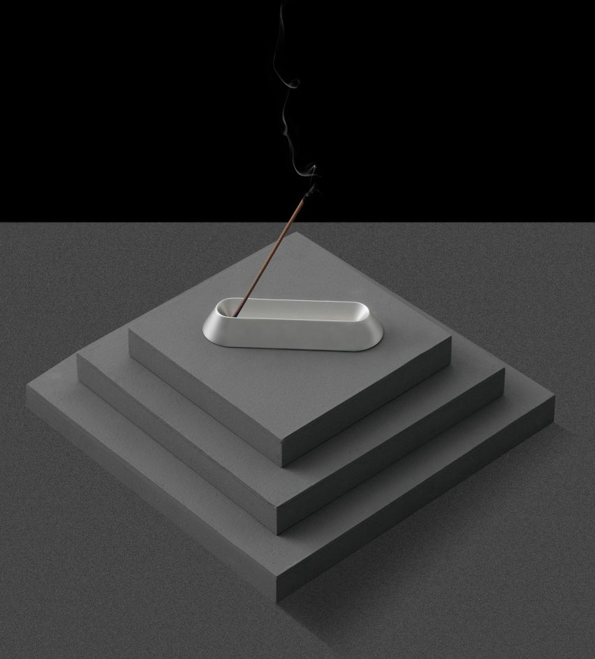 Gully Incense Holder by Phil Procter for Good Thing
