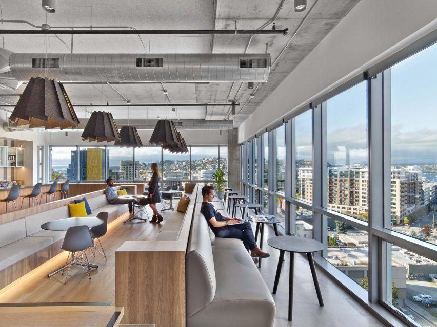HBO Code Labs Seattle by Rapt Studio