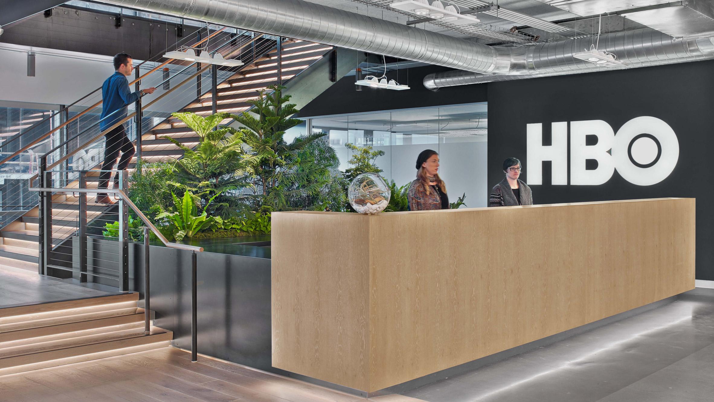 HBO Code Labs by Rapt studio