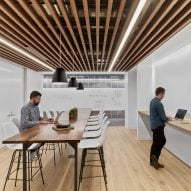 "Rapt Studio designs office space to allow HBO to ""reimagine entertainment"""