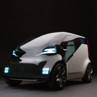 "Honda unveils ride-sharing concept car with an ""emotion engine"""