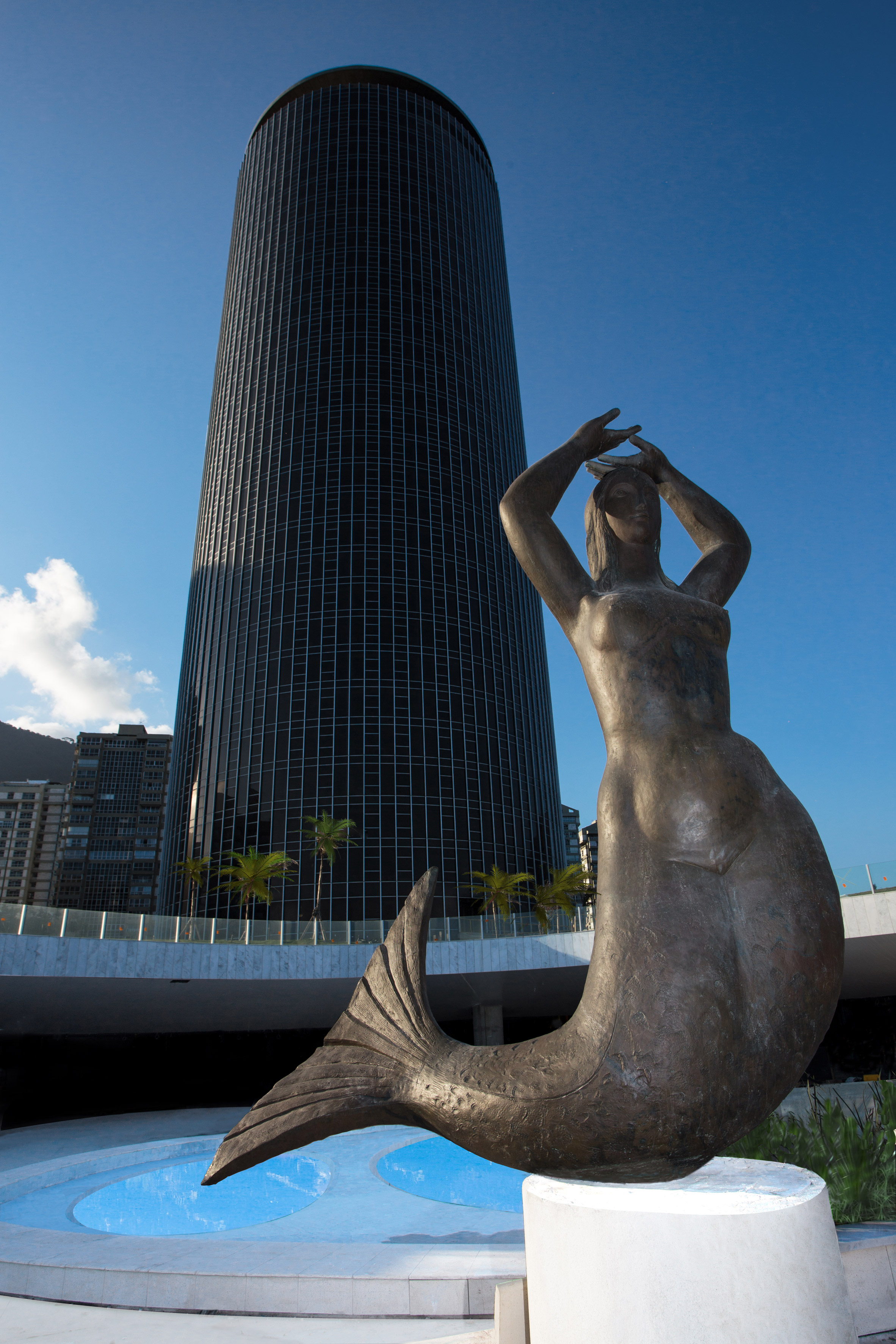 Oscar Niemeyer's revamped Hotel Nacional features interiors by Debora Aguiar and Studio VOA