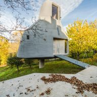 House in the Orchard by Šepka Architekti