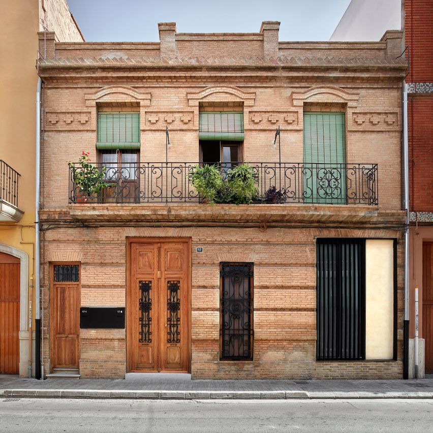 House In Valencia Dg Arquitecto Architecture Residential