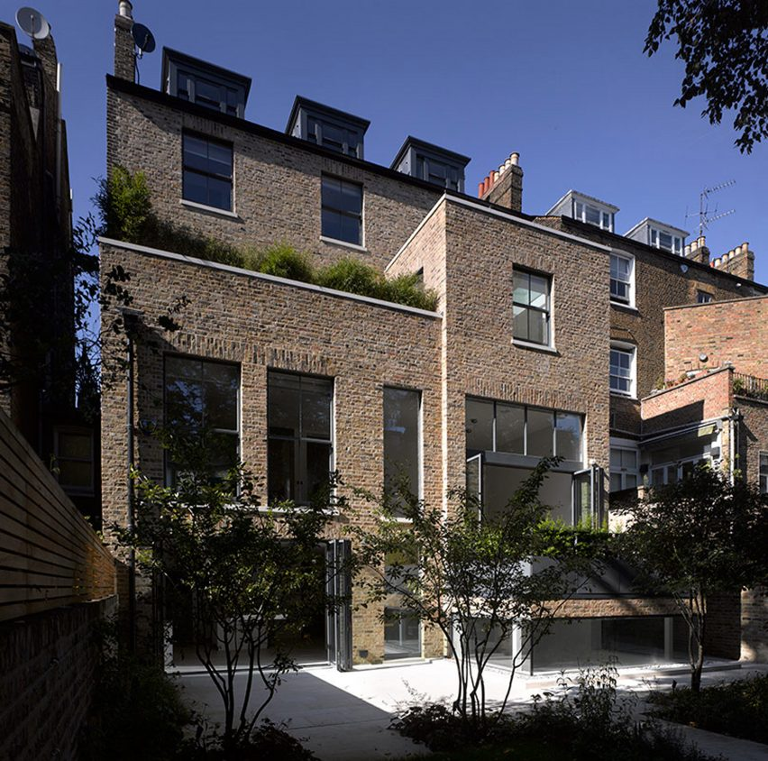 basement pool house. Theis + Khan Updates Notting Hill Gate House With Basement Pool And Cinema