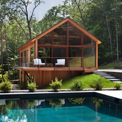 10 Holiday Homes That Celebrate The American Landscape