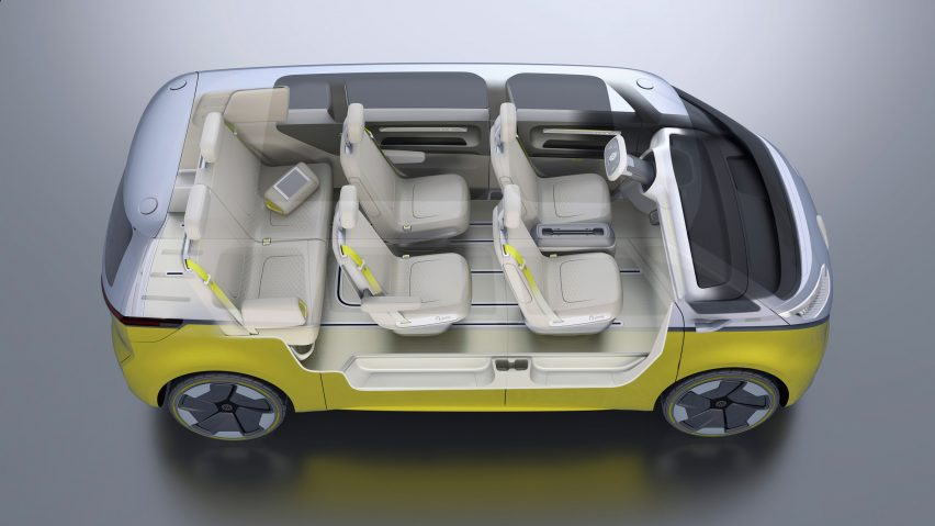 I.D Buzz by Volkswagen