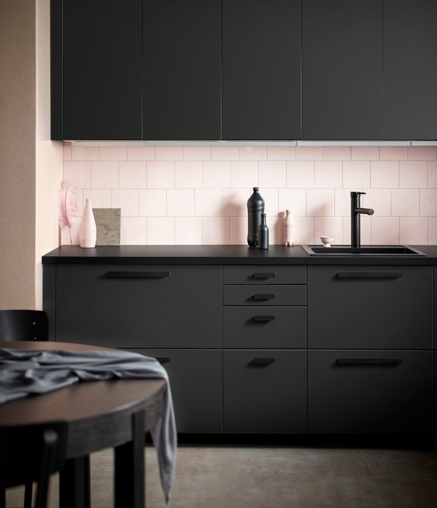 Form Us With Love creates IKEA kitchen from recycled plastic ...