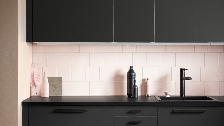 IKEA Launches Kitchen Made From Recycled Plastic Bottles
