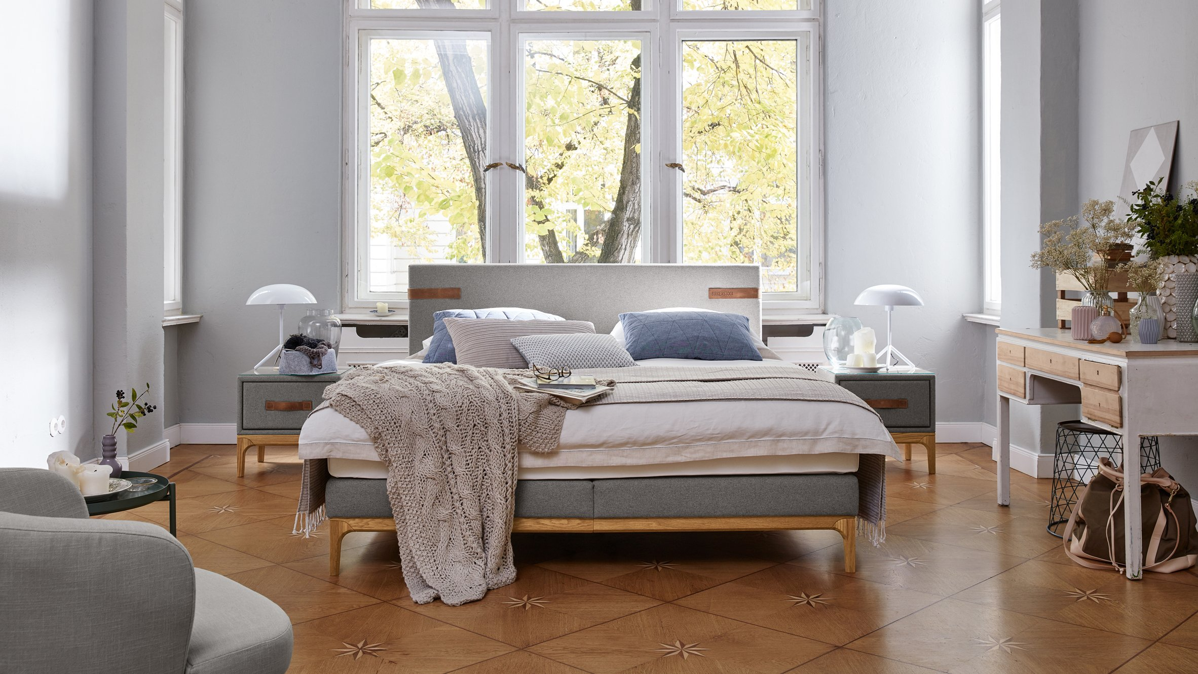 Birkenstock Launches Line Of Beds As Next Step In Comfort Design