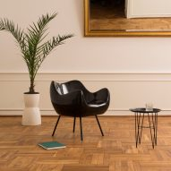 "Vzor launches collection of ""timeless"" chairs by mid-century Lithuanian sculptor"