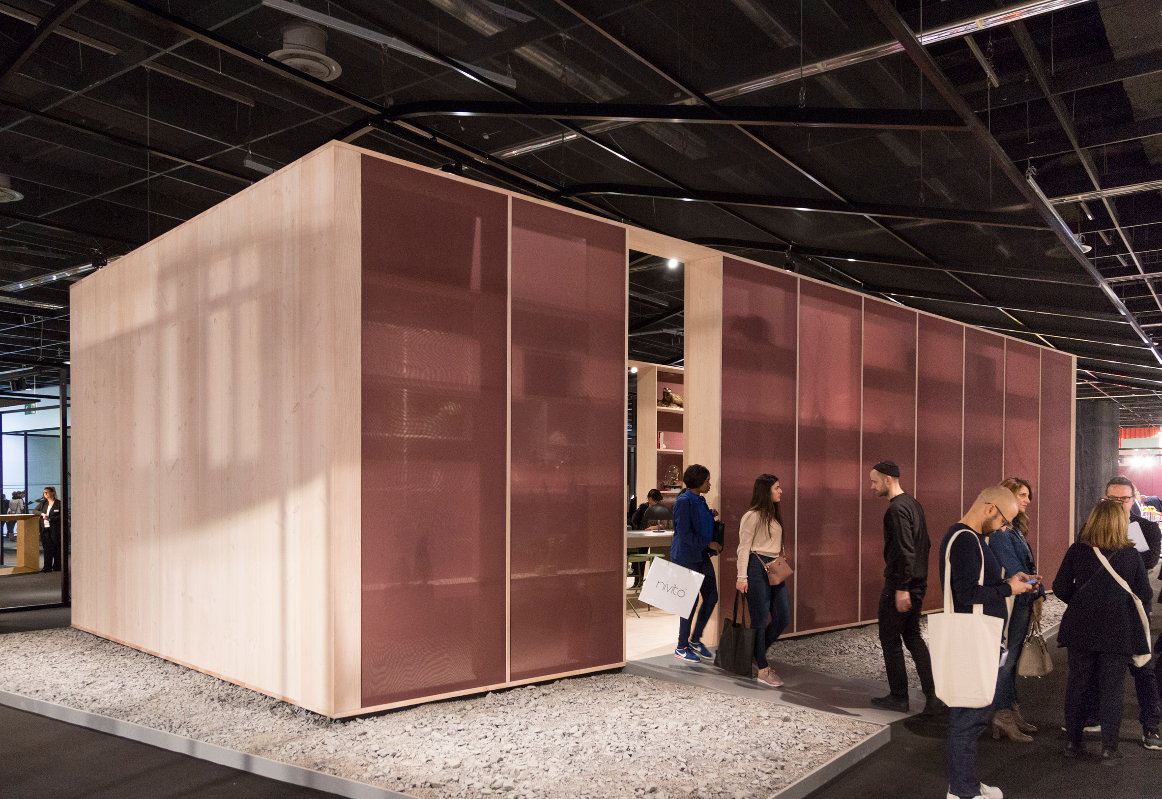 "Das Haus 2017 showcased ""next generation"" of open-plan living, says designer Todd Bracher"