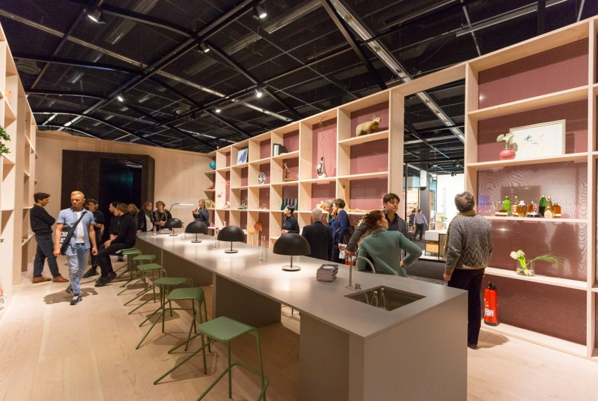 Das Haus by Todd Bracher at IMM Cologne