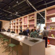 Todd Bracher challenges typical home organisation for his Das Haus installation