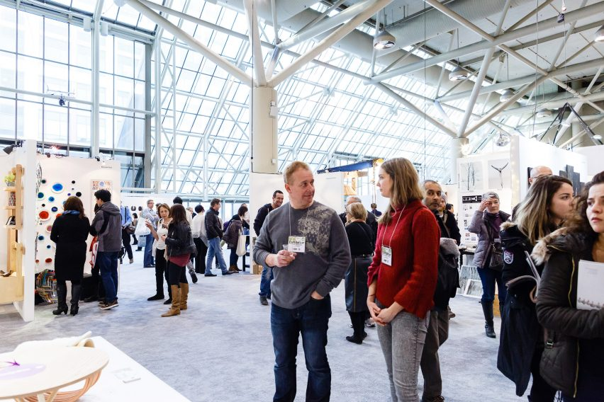 Interior Design Show Toronto Canada 2017 David Adjaye