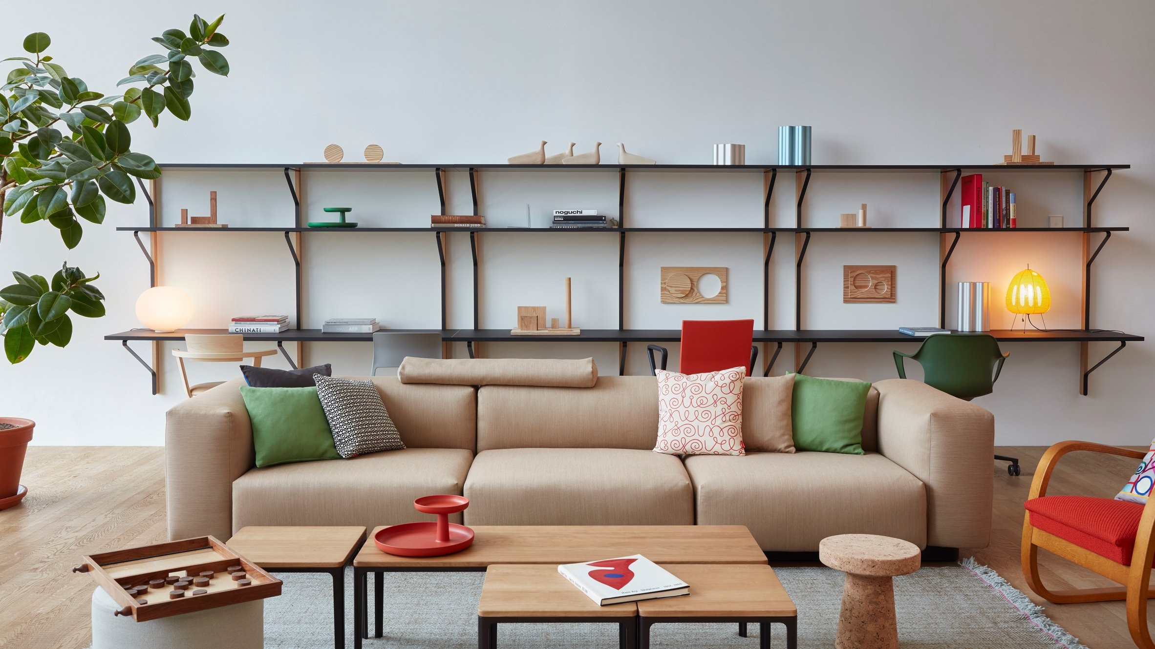 Jasper Morrison Furnishes Vitrahaus For A Fictitious Abstract Artist
