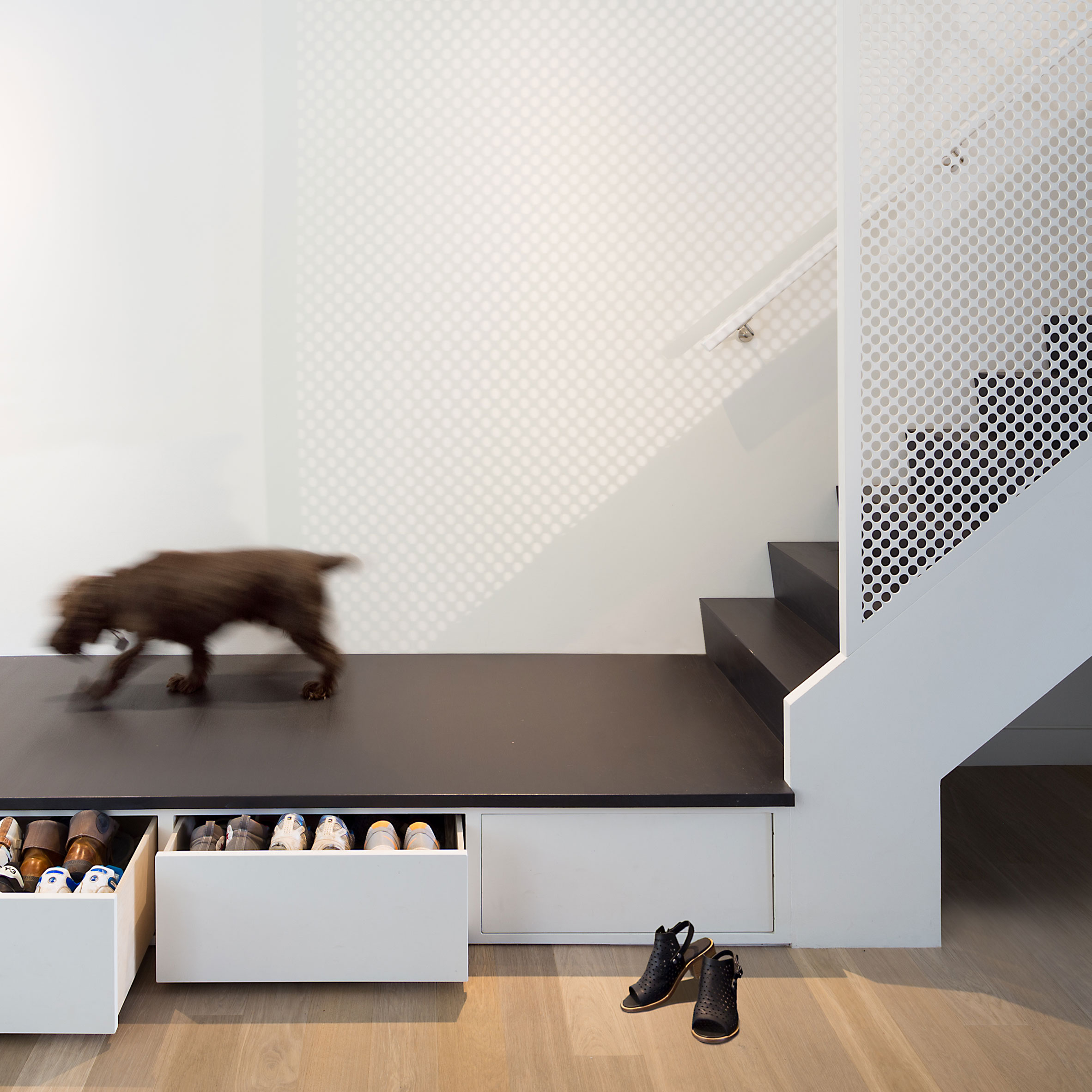 Five of the best Toronto home interiors on Dezeen