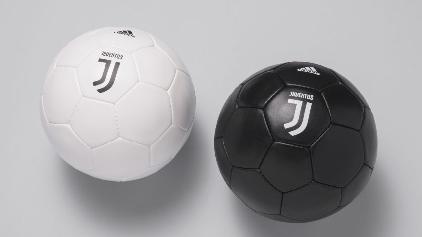 Juventus reveal dramatic new club logo