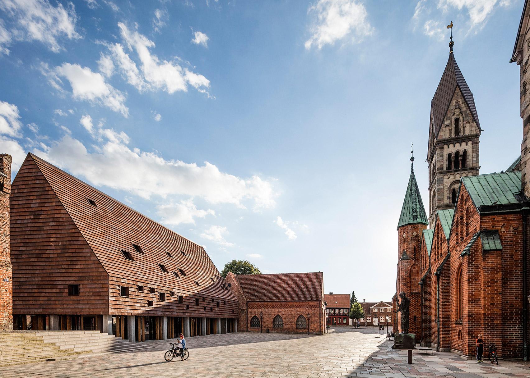 Kannikegården, Ribe, by Lundgaard & Tranberg Architects
